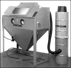 Beautiful Econoline Blast Cabinet Dust Collector